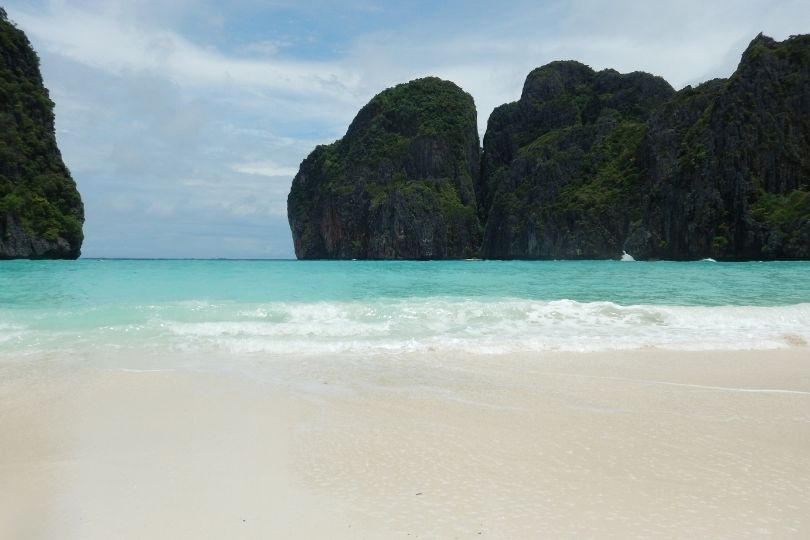 The Beach, Reisefilm & Strand in Thailand